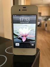 RARE Apple iPhone 4s - 16GB-Bianco (Sbloccato)