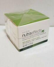 New listing Avon Nutraeffects Active Seed Complex Balance Gel Cream Night 1.7 Fl Oz Nos Nib