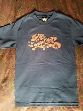 Vintage Black Label Give Blood T-Shirt Size Small New Black