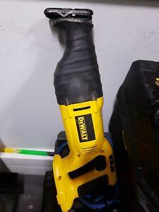 18v dewalt cordless reciprocating saw