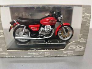 Moto Guzzi  V35.  Diecast. 1/24 Starline