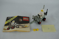 Lego Classic Space 6821 Shovel Buggy with instructions no box 1980 2