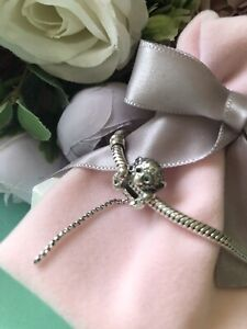 Monkey Bead Charm Genuine Sterling Silver 925 Pandora-fit Bracelet Uk Seller