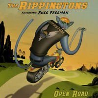 The Rippingtons with Russ Freeman : Open Road CD (2019) ***NEW*** Amazing Value