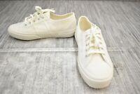 Superga 2750 COTU Classic Sneaker - Women's Size 7.5, Men's Size 6/EU 38, White