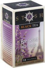 Breakfast in Paris Tea, Stash, 18 tea bag 1 Box