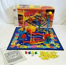 Vintage 1986 Milton Bradley MOUSE TRAP Board Game Zany Action Crazy Contraption