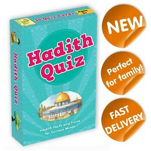 Hadith Quiz Cards - Goodword - Islamic Quiz Trivia - Card Game