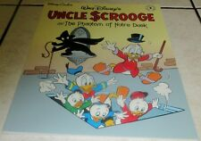 "Walt Disney's Disney Comic Album 2 Uncle Scrooge  NM- 9.2 ""Phantom of Notre Duck"