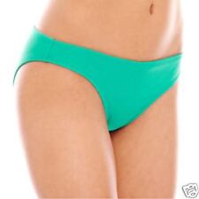Arizona Hipster Swim Bottoms Vivid Green Juniors Size XL New With Tags