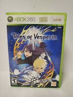 Tales of Vesperia for Xbox 360 Complete Fast Shipping!