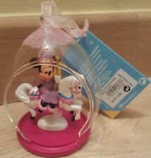 Ornament MINNIE CAROUSSEL / Carousel Disneyland Paris Noël / Christmas 2016