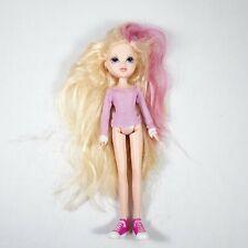 Mga Entertainment Moxie Girlz Long Blonde Pink Hair Avery Doll