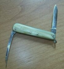 Vintage Case Lobster Knife Bradford PA 1905-1920 Antique Pocket 100 + Years Old