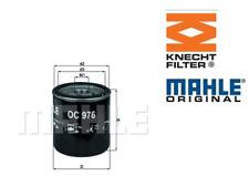 OC 976 MAHLE/KNECHT Oil Filter for CITROEN 1109J9 DAEWOO 25184029 FIAT 71771371
