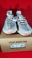 adidas FW3042 Yeezy Boost 350 V2 Citrin Sneakers size 12