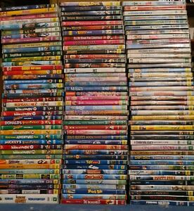 DVD Kids/Family Movies Buy more and pay less all in great condition