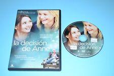 LA DECISION DE ANNE    DVD PELICULA COMPLETA  FILM DVD