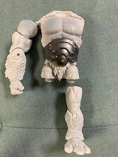 Marvel legends Xemnu BAF Parts Torso Right Arm Left Leg Lot Loose Hood Lady