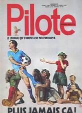 JOURNAL PILOTE N°725. 1973.