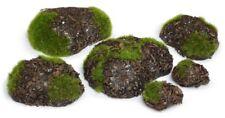 Miniature Dollhouse FAIRY GARDEN - Wood Chip Stones - Accessories