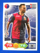 CARD CALCIATORI PANINI ADRENALYN 2011/12 - N.126 - MESTO - GENOA