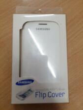 Samsung Flip Case Cover for Galaxy S3 Mini - White
