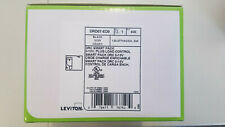 NEW Leviton Direct Room Control Smart Pack 0-10V Plug Load Control DRD07-ED0
