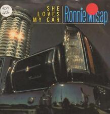 "Ronnie Milsap(7"" Vinyl P/S)She Loves My Car-RCA-RCA 436-UK-1984-Ex/Ex"