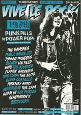 VIVE LE ROCK MAGAZINE -BACK ISSUE NO.52 *Post included to UK/Europe/USA/Canada