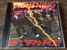 LIGHTNING - Lightning Strike CD Punk