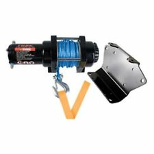 Can-Am Renegade 1000 500 570 800 850 Tusk Winch w/ Synthetic Rope & Mount Plate