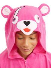 Fortnite Union Suit Cuddle Team Leader Unisex Adult Costume 1 pc Pajamas XXL New