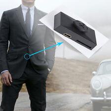 1080 HD Micro Hidden Spy Camera Nanny Pinhole Screw Video DVR Recorder Cam EU