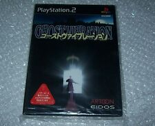 Ghost Vibration (NEW) ( PS2 / Playstation PS Japanese Import JP )