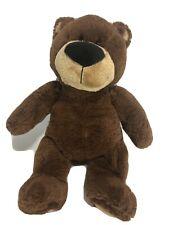 "Melissa & Doug BonBon Teddy Bear 15"" Brown #7725 EUC"