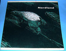 "Nordland - Nordland 12"" (4 track Mini Album) Swiss Synth/Wave Band 1986.RARE"