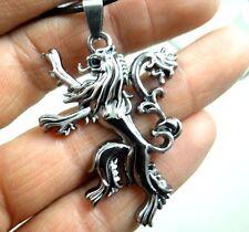 Fashion Retro Tibetan silver Charm cute dragon Pendant & necklace T3