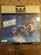STARS WARS THE EMPIRE STRIKES BACK SPECIAL WIDESCREEN EDITION LASERDISC