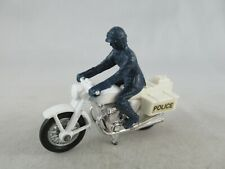 Matchbox Lesney 33 Police Motorcycle