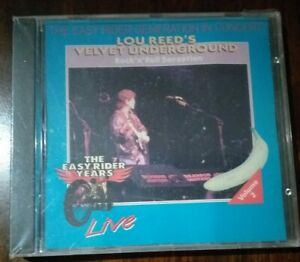 Lou Reed's Velvet underground rock n Roll sensation vol.2 live Cd nuovo