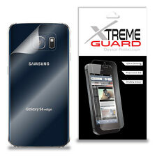 Genuine XtremeGuard BACK ONLY Screen Protector Cover For Samsung Galaxy S6 Edge
