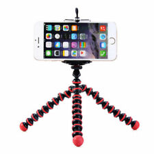 2pcs/set Portable Adjustable Tripod Stand and Phone Holder Octopus Style
