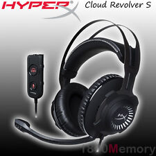 GENUINE Kingston HyperX Cloud Revolver S Pro Gaming Headset Dolby 7.1 PS4 XBox