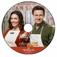FALLING FOR YOU  DVD 2018 HALLMARK MOVIE (Disc Only)