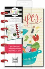 The Happy Planner MINI Recipe Organizer - FOODIE