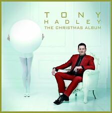 TONY HADLEY THE CHRISTMAS ALBUM CD ALBUM (November 27th 2015)