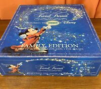 "Trivial Pursuit ""Featuring the Magic of Disney"" Family Edition Vintage 1986"