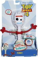 Disney Pixar Toy Story 4 True Talkers Figure - Forky *BRAND NEW*