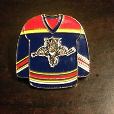 NHL Florida Panthers Jersey Pin, Badge, Lapel, Hockey